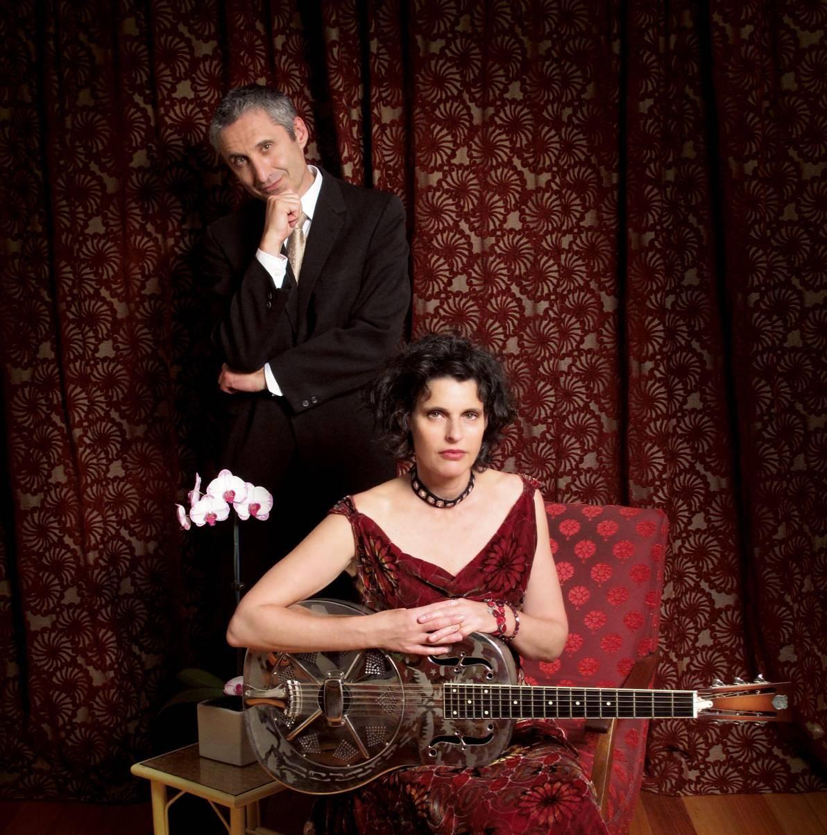 "Deborah-Conway-&-Willy-Zygier-–-""Stories-of-Ghosts""-ALBUM-TOUR"