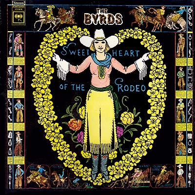 """Sherry-Rich-&-The-Notorious-Byrd-Brothers-present-""""Sweetheart-Of-The-Rodeo"""""""
