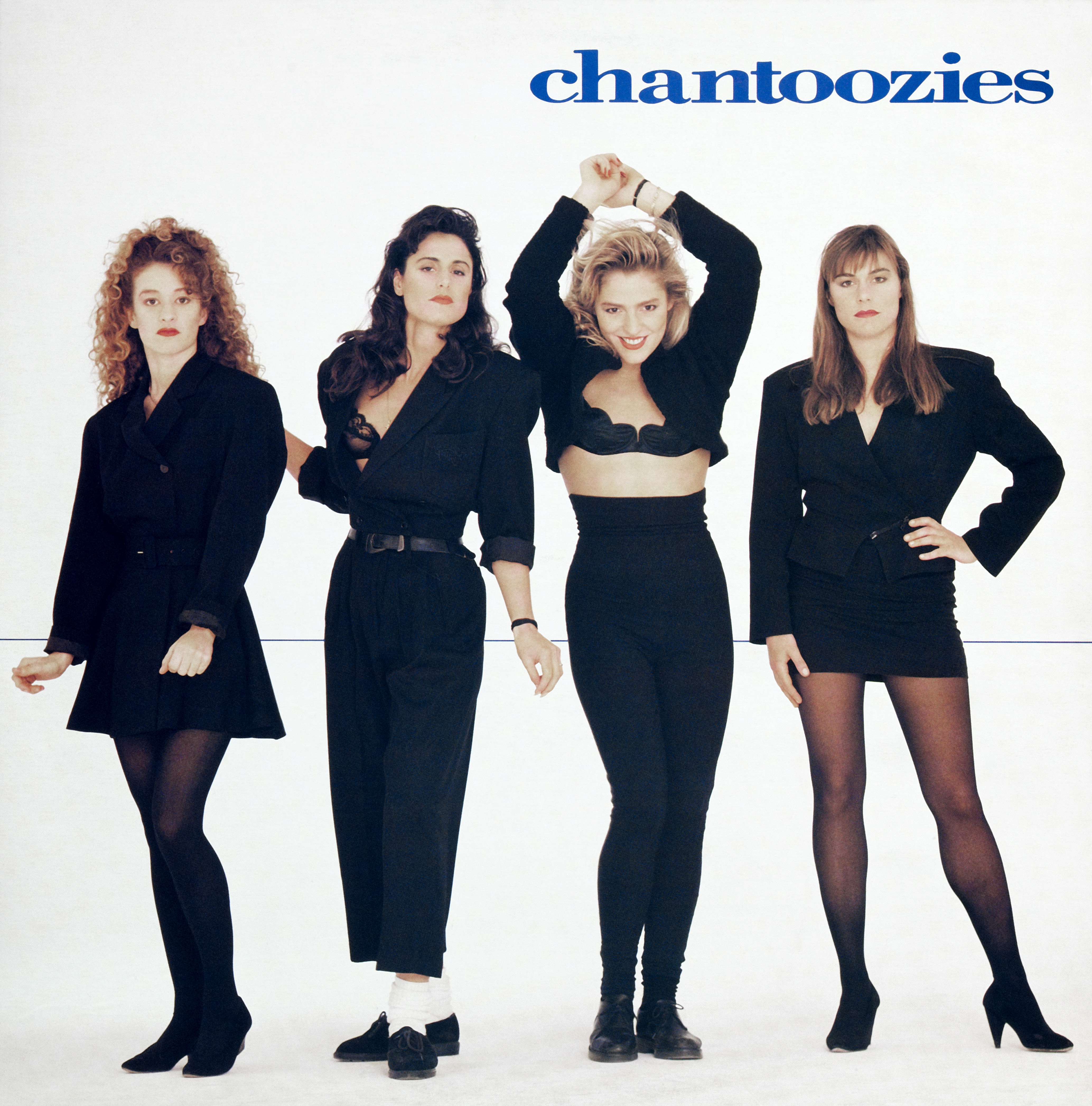 The Chantoozies - He's Gonna Step On You Again